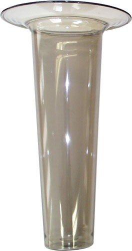 Plasti Bodenvaseneinsatz h 32-18 topas/transparent