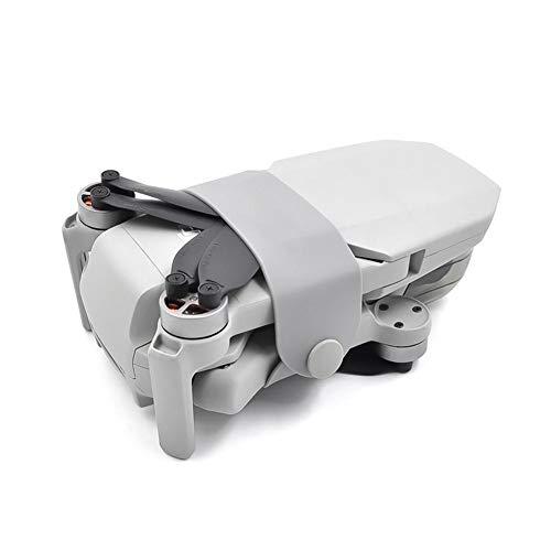Dire-wolves Fissaggio per DJI Mavic PRO, Cinghia Supporto Supporto Motore Elica Protezione Stabilizzatore Lama Prop per Drone Accessori DJI Mavic PRO Protezione Trasporto (Grigio)