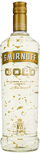 Smirnoff Gold Collection Cinnamon Wodka  (1 x 1 l)