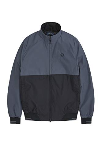 Fred Perry Colour Block Brentham Jacke Herren