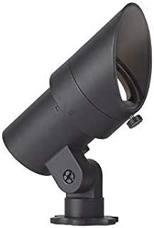 WAC Lighting 5111-27BK LED 12V Mini Accent, Black, WAC Landscape Transformer Required