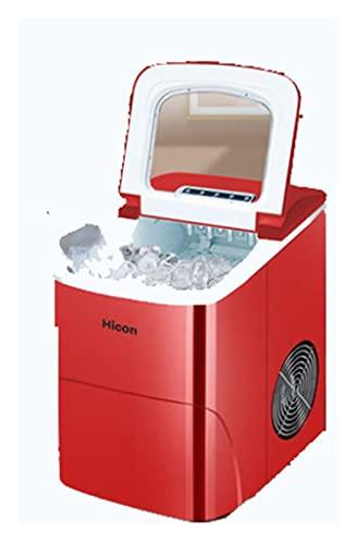 Máquina de hielo Home Pequeño Single 9/15kg Automático (Size : HZB-16AR)