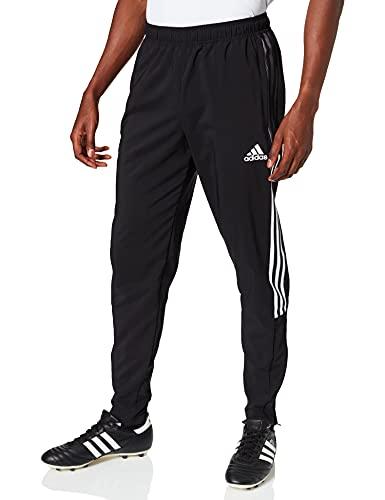 adidas GM7356 TIRO21 WOV PNT Sport Trousers Mens Black L