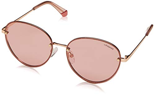 Polaroid PLD 4090/S gafas de sol, ORO ROSA, 58 para Mujer