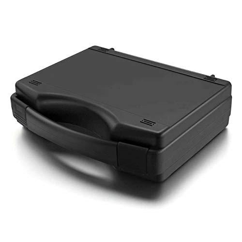 GY Caja de Pistola de Airsoft ABS para Glock Colt, Caja de protección de Pistola de Almacenamiento, Forro de Espuma Acolchado, Protector de Pistola para Caza