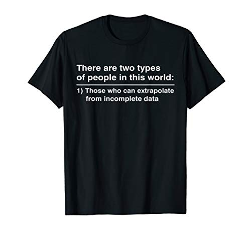 There Are Two Types of People in This World Trolling Funny T-Shirt