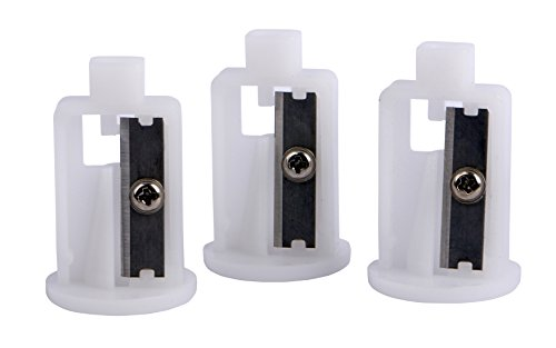Eagle Replacement Blades, Suitable for Most Eagle Battery Operated Pencil Sharpeners (Replacement Blade)