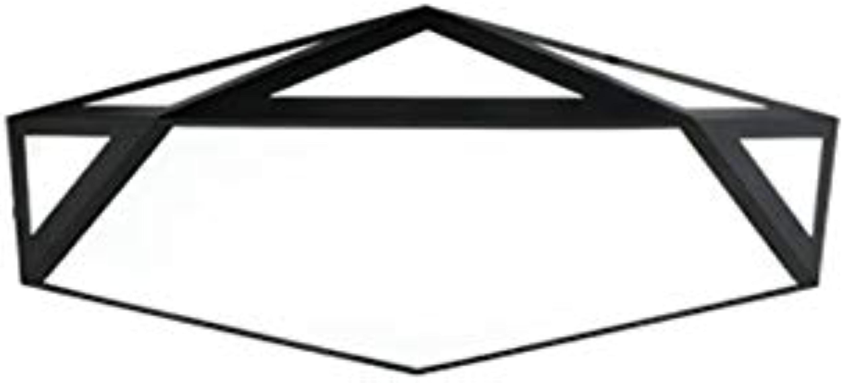 LCTCXD Niveau LED Gradation, Niveau LED Gradation Moderne Conception Géométrique Stepless Gradation Pour Salle De Bains Salon Cuisine Chambre Couloir Corridor Balcon