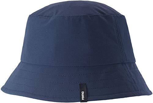 Reima Kids Itikka Hat Blau, Kinder Cap und Hüte, Größe 50 - Farbe Navy