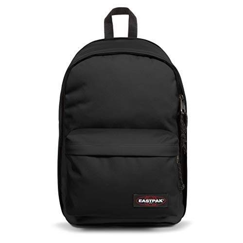 Eastpak Back To Work Rucksack, 43 cm, 27 L, Schwarz (Black)