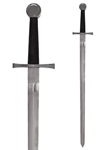 Mittelalterlicher Einhänder Schwert, handgeschmiedet, 97,5 cm medieval sword - Echt Metall