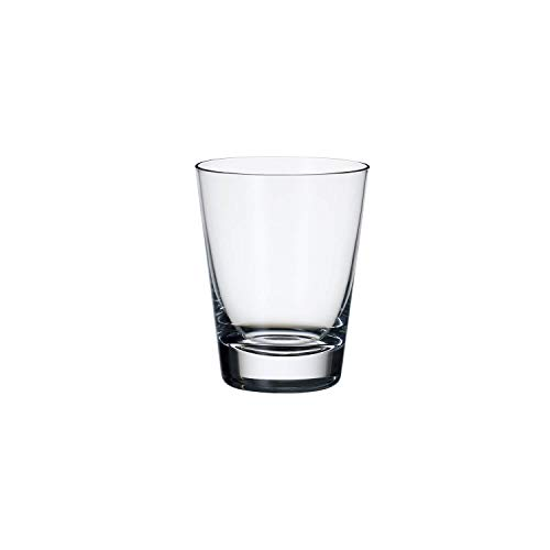 Villeroy & Boch Colour Concept Becher Clear, Glas, Transparent, 108mm
