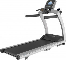 Life Fitness tapis roulant T5 con Go console