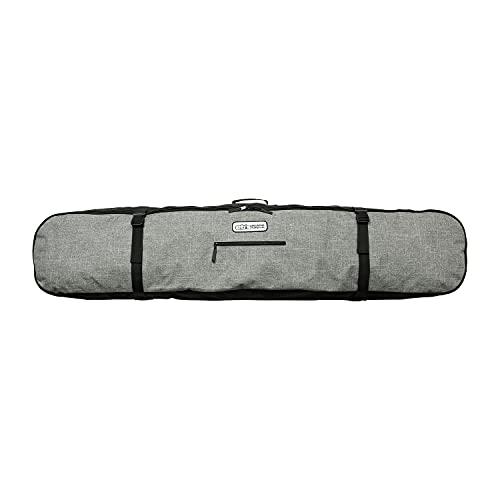 eb's スノーボードケース BOARD PACK ボードパック 4100333 エビス (HEATHER_GREY, 160)