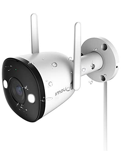 Imou Camara de vigilancia WiFi Exterior Bullet 2 4MP