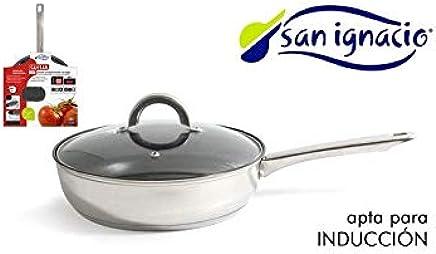 Amazon.es: San Ignacio - Grills y asadores / Sartenes y ollas: Hogar ...