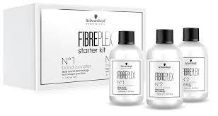 fibreplex Starter Kit décolorez, éclaircissez y colorez sin compromis hasta 94% de Cassia en menos *