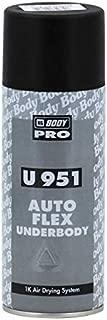 Antigravilla Autoflex HBBody Spray 400 ml - Negro