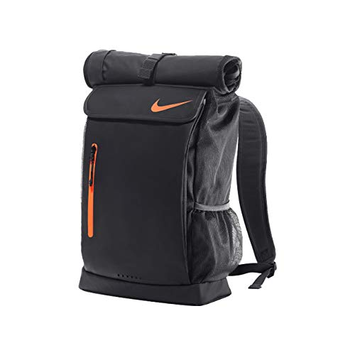 Nike Unisex Swim Roll Top Backpack, Anthracite - One Size