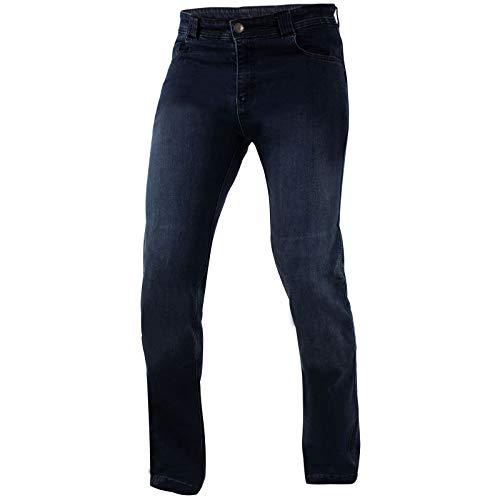 Preisvergleich Produktbild Trilobite Herren Motorradhose Jeans Cullebro L32,  Blau,  30,  2064-Men