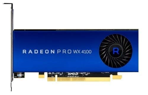 Dell AMD Radeon Pro WX 4100 - Grafikkarten - Radeon Pro WX 4100, 490-BDRJ