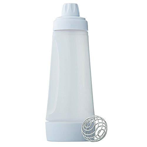 1000ml 1000mL Pastella Crema Miscelatore Dispenser Bottiglia per Pancake Waffle Cupcake Come da Foto