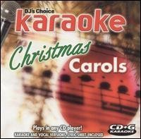 DJ's Choice Karaoke Christmas Carols by Karaoke