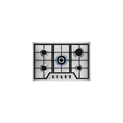 Electrolux KGS7536X Plaques de Cuisson Gaz Inox