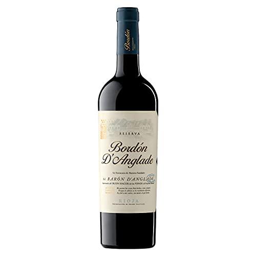 Pack Bordón D'Anglade Reserva Ed. Limitada Vinos tintos D.O.Ca Rioja (1 Botella)