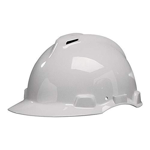 3M G22DY Peltor Schutzhelm G22, ABS, Helm Innenausstattung mit Leder SchWeißband und Pinnlock Verschluss, belüftet, Gelb