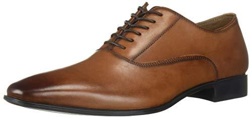 ALDO Men's Ocilawet Oxford Dress Shoes, Cognac, 10
