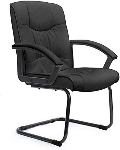 n.g. Wohnzimmerzubehör Spielstuhl Bürostuhl Wohnen Arbeitsstuhl Leder Konferenzstuhl Boss Stuhl Bogenstuhl Einfacher Sitz Kniestuhl Weiß