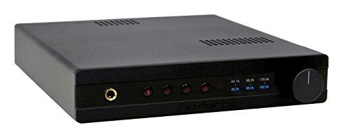 NuForce NF-DAC-100-BLACK Digital-Analog Convertor mit Kopfhörer-Verstärker (S/PDIF, USB 2.0) schwarz