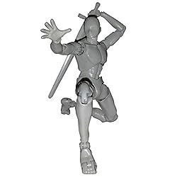 top 10 poseable artist figure Body-kun Drawing Mannequin – Possible Artist Figure (Model Figure)