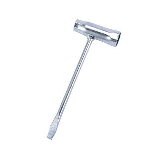 CKMSYUDG Tuerca de barra T Llave de motosierra 1/2 pulgadas (13 mm) x 3/4 pulgadas (19 mm) para