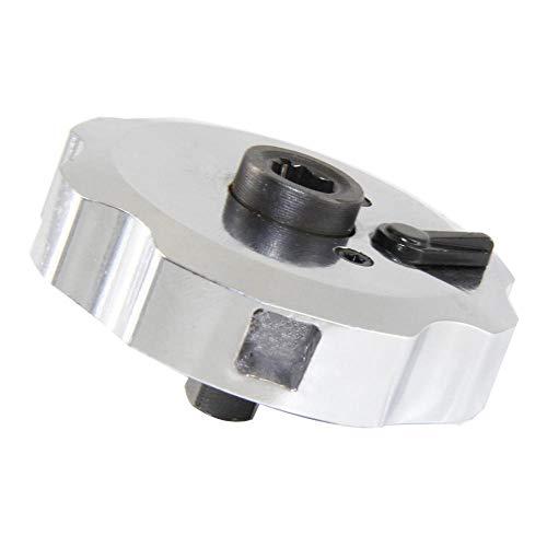 IGOSAIT 2-en-1 Mini llave de trinquete de doble función 1/4 'Drive trinquete mango doble cabeza mini dedo trinquete reparación