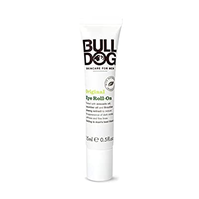 MEET THE BULL DOG Original Eye Roll-On, 0.5 Fluid Ounce