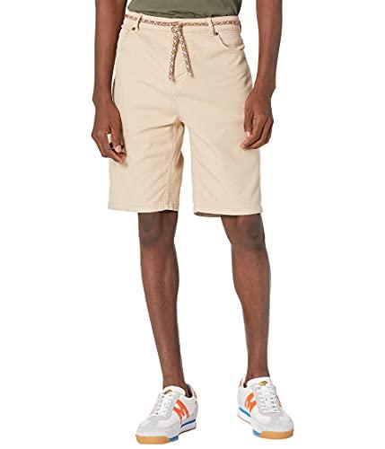 Scotch & Soda Herren Garment-Dye Twill im 5-Pocket-Design Shorts, 0137 Sand, 30
