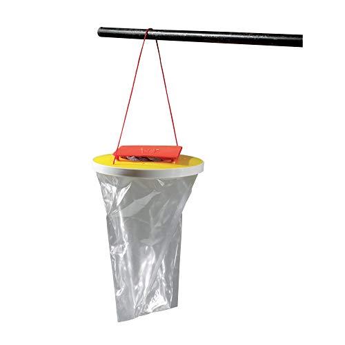 red top Trappola per mosche, confezione da 2