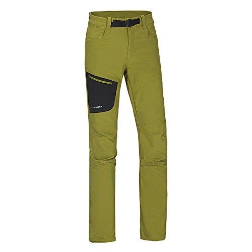 NORTHFINDER Micah, Pantaloni Uomo, Green, 3XL
