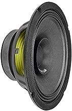 PRV AUDIO 8FR250 8 Inch Full Range Speaker, 8 Ohms, 250 Watts Continuous Program Power, 125 Watts RMS Power, 93.5 dB, Full-Range Driver Loudspeaker for Pro Audio Systems (Single)