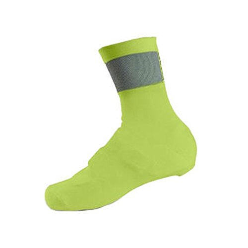Giro Knit Shoe Cover Highlight Yellow, S