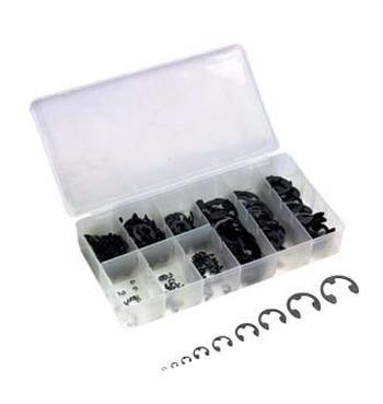 ATD Tools 351 300-Piece E-Clip Assortment