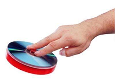 Global Toners Original Triad Pressit para CD o DVD Ekrelius aplicadora