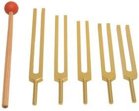 TFS Tuningforkshop Gold Finish Mail order Tuning Brain specialty shop Forks