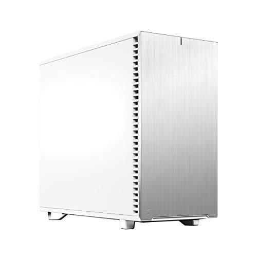 Fractal Design Define 7 FD-C-DEF7A-09 - Caja para Torre de Ordenador, Color Blanco