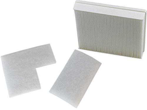 Ersatz Filter G4 + F7 / Filterpaket 14 für Vallox - Heinemann KWL 080 SE, 080 SC, 080 SE, 080 PSL, 090 SE, 090 SC, 090 PSL, 90 K SC, 90 MC, 90 K MC, 091, 240 SC, 240 MV | Art. Nr. 2502 / 105114