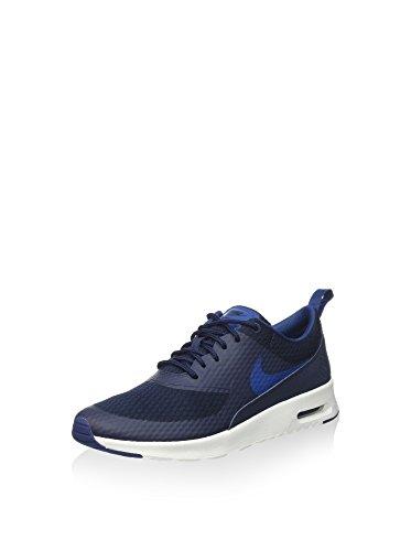 Nike Damen W Air Max Thea Txt Fitnessschuhe, blau, 37.5 EU