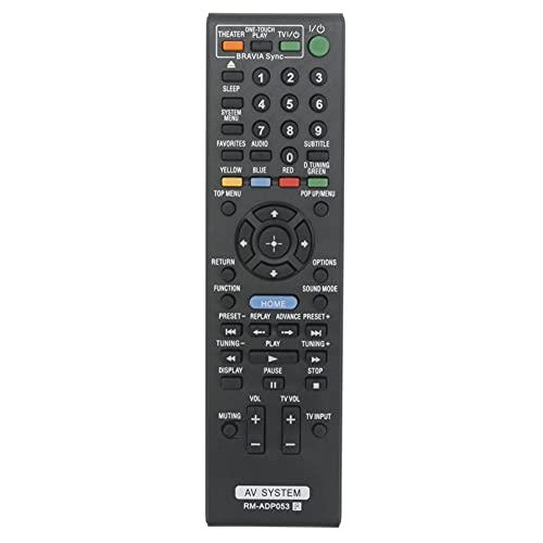 ALLIMITY RM-ADP053 Sostituzione del Telecomando per Sony Blu-ray DVD Home Cinema System BDV-F500 BDV-E370 RMADP053 BDVF500 BDVE370
