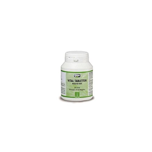 Grau Tiernahrung Vital Tabletten (Kräuter-Hefe) 200 St.